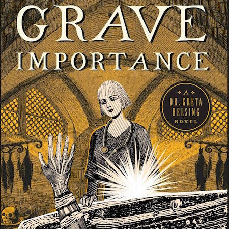 Grave Importance by Vivian Shaw